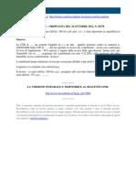 Corte Di Cassazione n 18378 2012