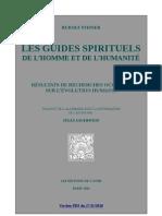 Les_Guides_Sprirtuels_de_L'Homme_et_de_L'Humanité - Rudolf Steiner