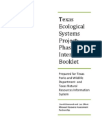 TexasEcologicalSystems Phase1 InterpretiveGuide