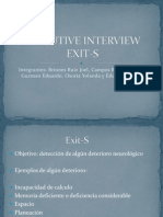Executive Interview Exit-s