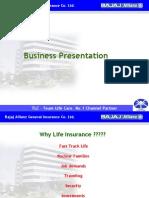 Bajaj Allianz - TLC Business presentation