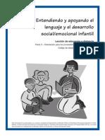 Desarrollo Del Lenguaje Desde La Parte Social