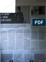 Reportagem Diário de Leiria 29 de Outubro de 2012
