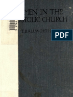Women in the Apostolic Church - Allworthy (1917)