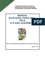 manual da evolução