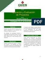 evaluacion y preparacion de proyectos