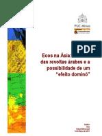 Ecos na Ásia. Conjuntura Internacional. Bittencourt (2011)