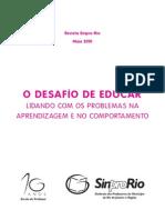 Desafio-De-Educar-2010 Dificuldades Na Escrita e Na Matematica