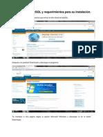Instalación de MySQL y requerimientos para su instalación
