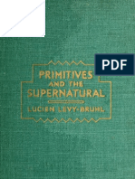 Primitives and the supernatural - Lévy-Bruhl (1935)