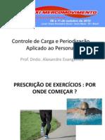 Controle de Carga e Periodizacao Aplicado Ao Personal Mercomovimento1