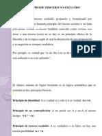 PRINCIPIO DEL TERCERO NO EXCLUÍDO (2)