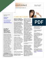 Boletín DermInfoMed - CAIDA DEL CABELLO