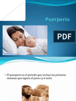 Puerperio Gine