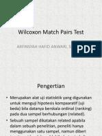 3 8 Wilcoxon Match Pair Test