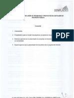 Normas para la inclusión de Programas y Proyectos SENPLADES[1]