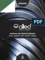 Mechanical Capabilities Brochure