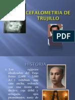 Analisis  cefalométrico de trujillo