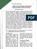 Analisis Kritis Model