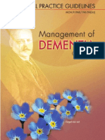 CPG Management of Dementia (2nd Edition)