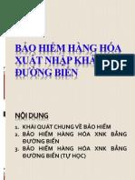 Chuong 6-Bao Hiem Hang Hoa Xnk