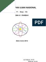 Penuntun UN Fisika SMA 2012