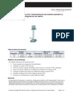 Practica de Laboratorio 2.5.2-Administracion Del Sistema Operativo -Clary