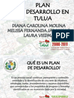 Plan de Desarrollo de Tulua Expo
