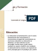 Pedagogía y Formación