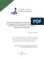 ASPECTOS GEOMÉTRICOS E HIDRODINÂMICOS DE UM HIDROCICLONE NO PROCESSO DE SEPARAÇÃO DE SISTEMAS MULTIFÁSICOS