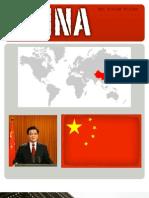 Magazine on China
