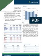 Derivatives Report 30 Oct 2012