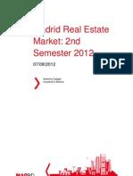 Madrid Real Estate Market 2012