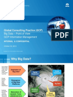 Big Data - GCP IM Point of View