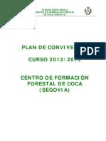 Plan de convivencia CEntro de Formación Agraria de Coca
