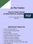 09-Train the Trainer-Mark Horstman