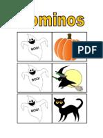 Halloween Dominos