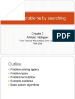 3_Solving Problems by Searching