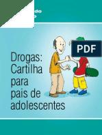 Drogas Cartilha Para Pais de Adolescentes
