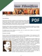Tesis Principales e El Pensamiento de Francisco Gavidia2