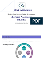 ASB & Associates Profile