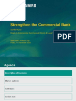 [ABN AMRO] Strengthen the Commercial Bank