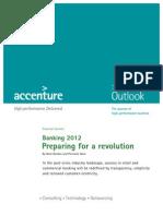 [Accenture] Banking 2012 Preparing for a Revolution
