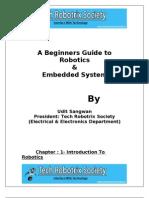 A Beginners Guide to Robotics
