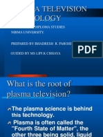 Plasma Tv Presentation by 07dec047