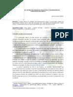 PLANO DIRETOR, GESTÃO DE PEQUENOS MUNICÍPIOS E PRESERVAÇÃO DO PATRIMÔNIO HISTÓRICO