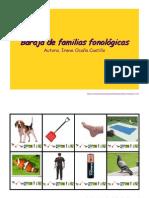 Baraja Familias Fonologicas