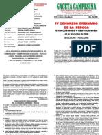 FEDCCA-IVCONGRESO