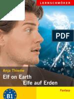 Anja Thieme Elf on Earth - Elfe auf Erden Langenscheidt Lernschmöker  2009