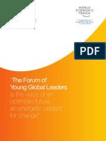 WEF YGL Brochure 2011